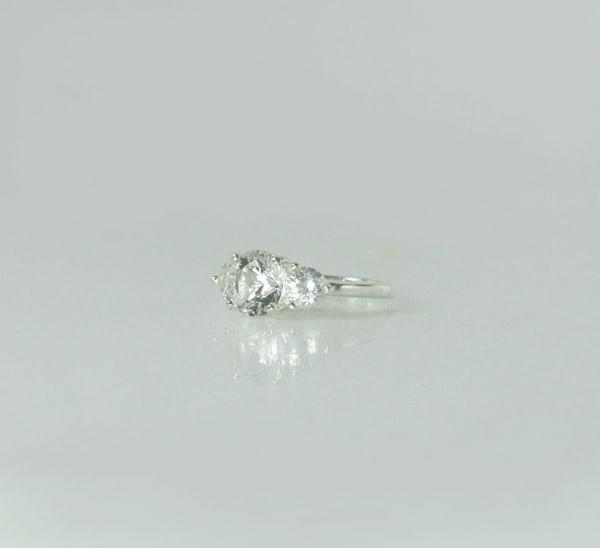 Herkimer Diamond Ring
