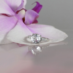 Traditional Style Engagement Ring