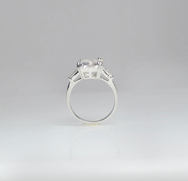 Large Engagement Ring