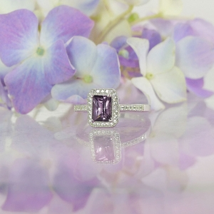Natural Spinel Ring