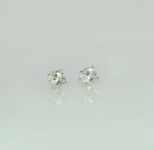 Herkimer Diamond Sterling Earrings