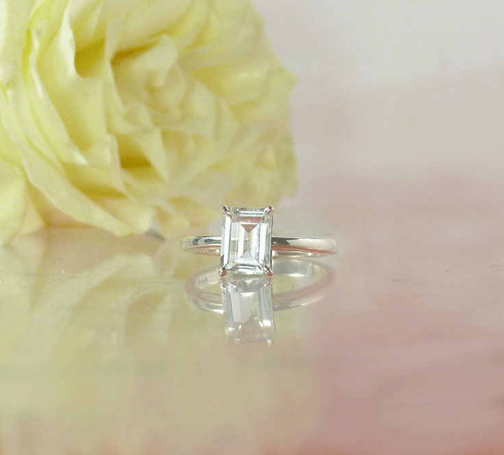 Conflict Free Solitaire Ring