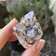 Three Point Herkimer Diamond