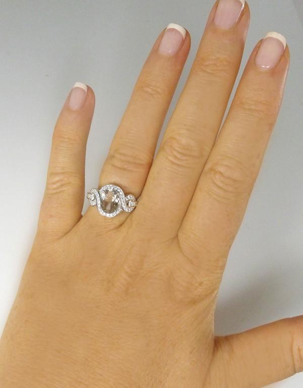 Halo Statement Ring