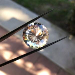 Perfect Round Herkimer Diamond