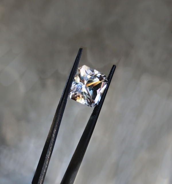 Square Herkimer Diamond