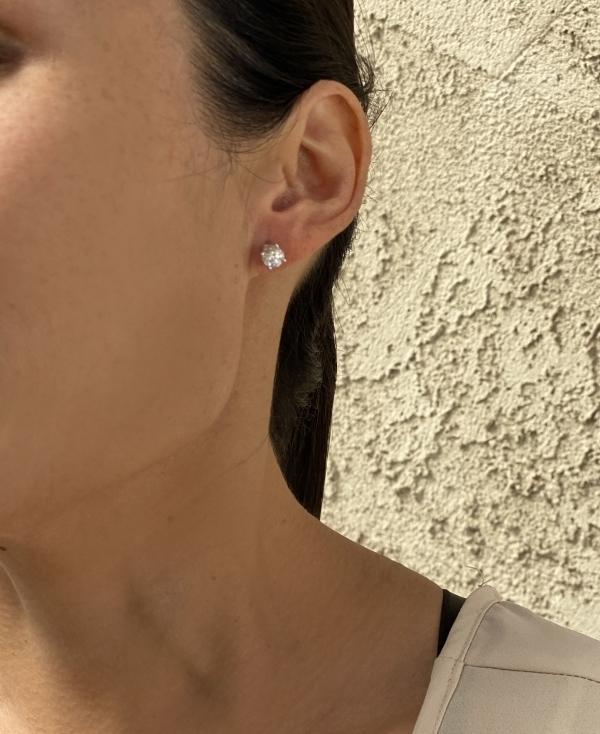 Herkimer Herkimer EarringsEarrings