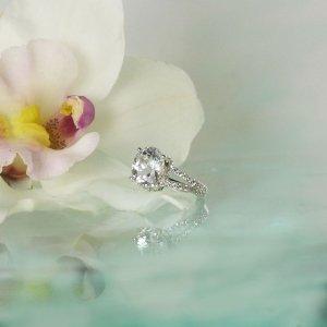 Salt Pepper Herkimer Diamond