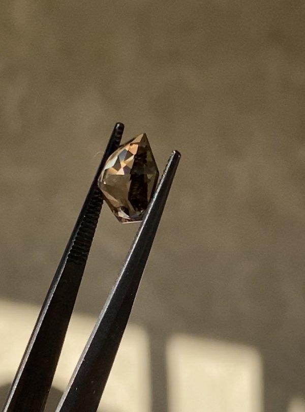 Fancy Shield Cut Herkimer