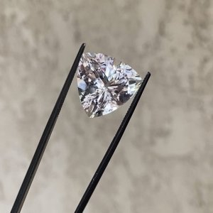 Fancy Cut Trillion Herkimer Diamond