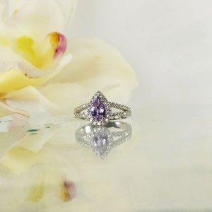 Maine Amethyst Ring