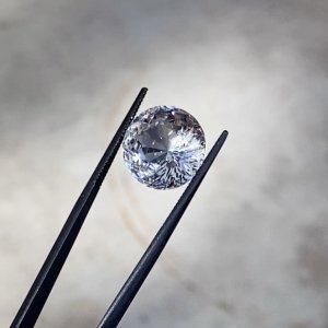 Portuguese cut herkimer diamond