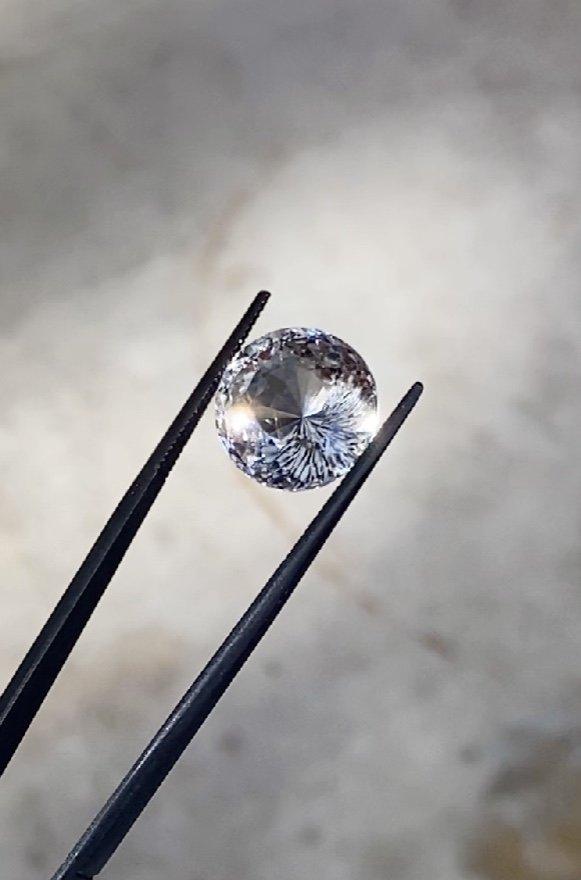 Portuguese cut herkimer diamond
