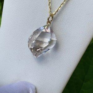Herkimer Crystal Pendant