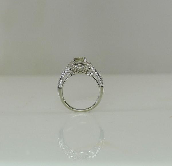 Herkimer halo ring