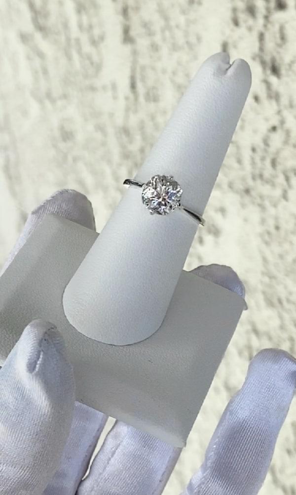 Herkimer squarequguese cut ring