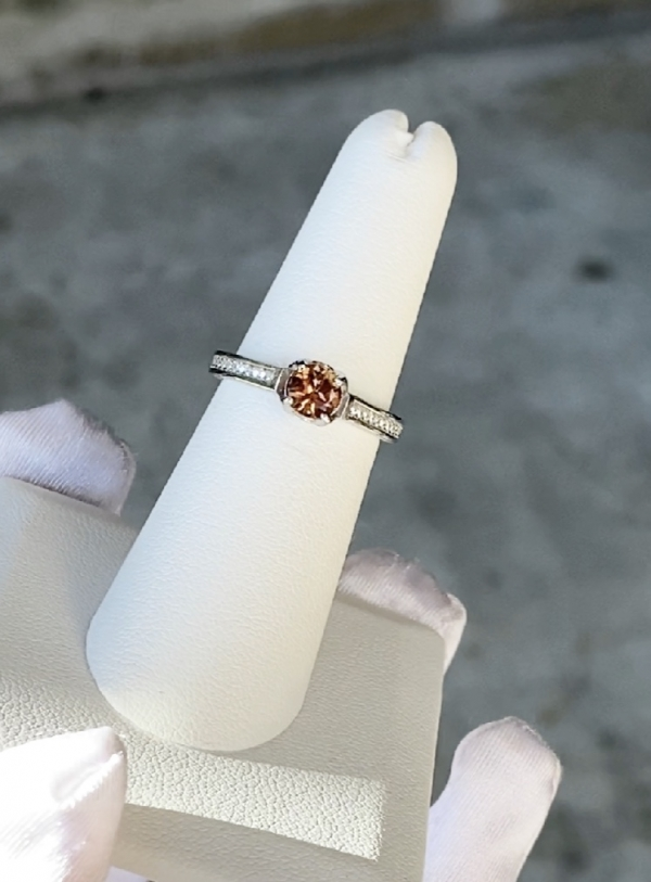 Petite Tourmaline Ring