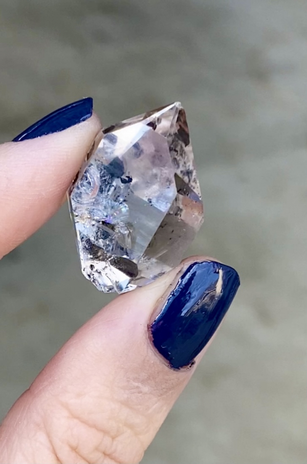 Large Herkimer Jewelry Grade Crystal