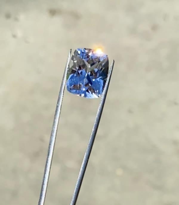 Herkimer Diamond Radiant Cut