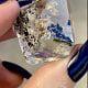 Herkimer diamond necklace point