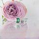 Emerald Halo Ring